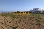8010, Ageria land with a view, and close to the airport