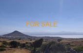9023, 11,000 square meter land above Marpissa, with marvellous views!