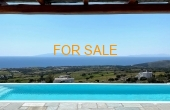 14022, Panoramic sea view... Dream villa!