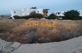 13005, 900 meter land for sale in Drios - builds 200 square meters and swimming poolwith swimming pool!
