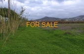 6013, 1/4 acre land for sale, 60 meters from Pounta beach!